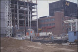 Radisson Hotel construction, Fargo, N.D.
