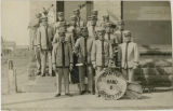 Chaffee Band & Orchestra, Chaffee, N.D.
