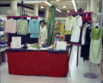 Woon-yee Hui at Hong Kong Days at Herbst Department Store, Fargo, N.D.