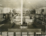 Interior of Herbst Department Store, Fargo, N.D.