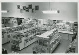 Phonograph record department at Herbst Department Store, Fargo, N.D.
