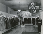 "Womens ready-to-wear ""Economee Fashions"", Herbst Department Store, Fargo, N.D."