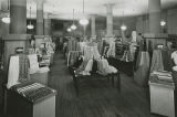 Fabric department at Herbst Department Store, Fargo, N.D.