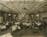 Herbst Social and Benefit Club banquet, Fargo, N.D.