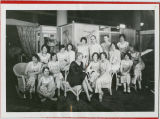 Beauty salon employees, Herbst Department Store, Fargo, N.D.