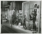 Munsingwear pajama window display, Herbst Department Store, Fargo, N.D.