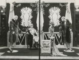 Fur window display, Herbst Department Store, Fargo, N.D.