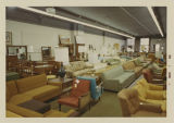 Furniture section at Herbst Department Store, Fargo, N.D.