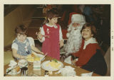 Santa Breakfast at Herbst Department Store, Fargo, N.D.