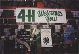 4-H booth at Red River Valley Fair, West Fargo, N.D.