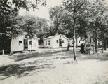 YMCA Camp Cormorant cabins, Minn.