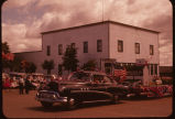 Parade at Strasburg, N.D., 1950s